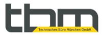 TBM Technisches Büro München GmbH Logo