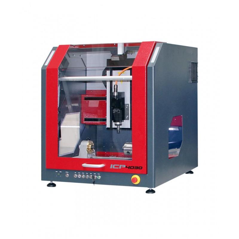 Isel Serie ICP CNC Fräsmaschine