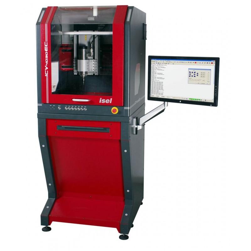 Isel CNC Maschine Serie ICV