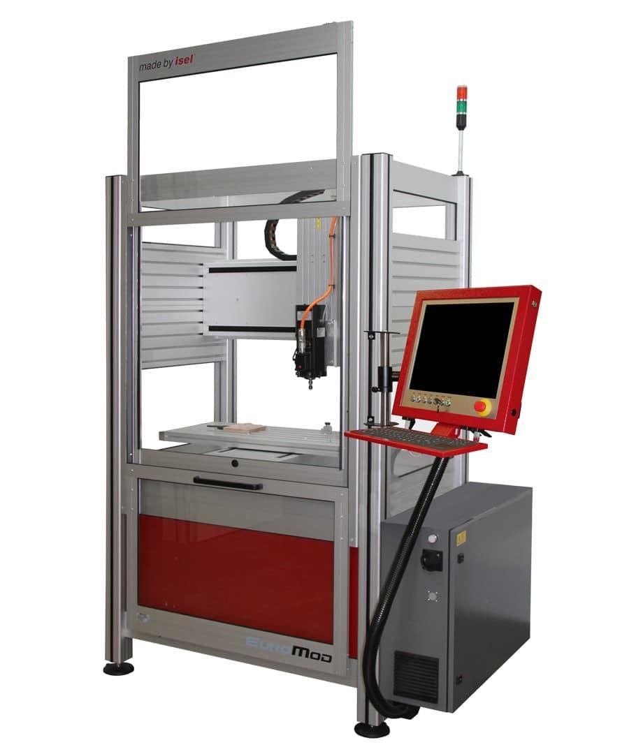 Isel CNC Fräsmaschine EuroMod