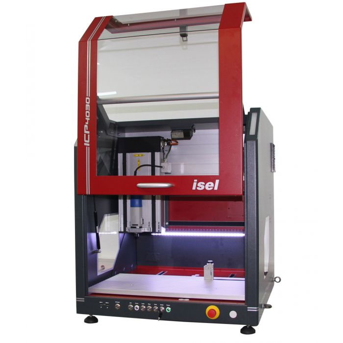 ICP kompakte CNC Fräsmaschine